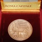 Medaglia Natale di Roma 2011