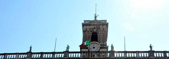 Torre campanaria del Campidoglio