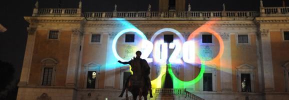 """Roma investe nel futuro - Saluto ai membri di """"IBAC Roma 2011"""""""