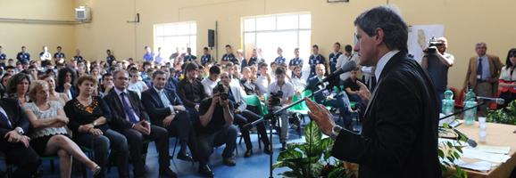 Tor Bella Monaca - Riqualificazione: progetto studenti VIII Municipio