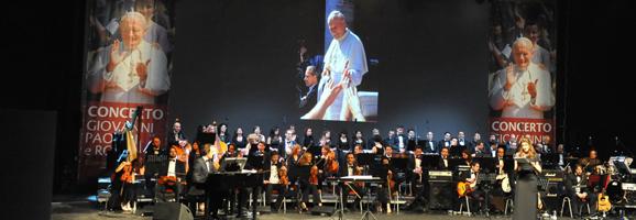 """""""Giovanni Paolo II e Roma. Memoria e Gratitudine"""""""