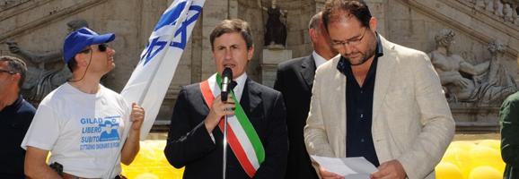 Appello per la liberazione di Gilad Shalit