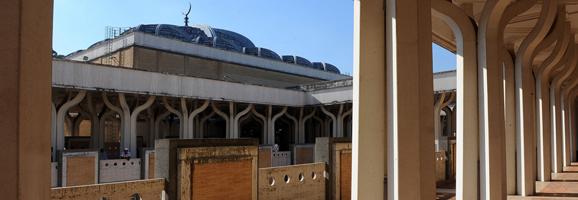 Ramadam: visita alla Moschea