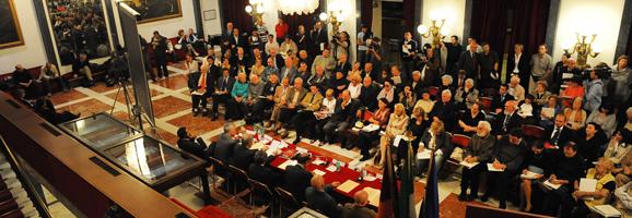 Conferenza stampa di presentazione della stagione invernale del Teatro dell'Opera