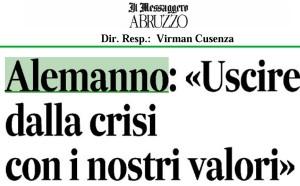 Il messaggero Abruzzo