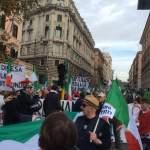 Corteo periferie Roma