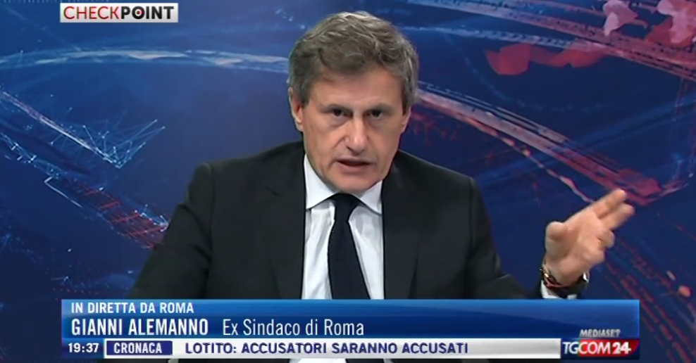 Checkpoint   Alemanno