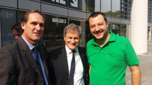 Salvini Alemanno Menia