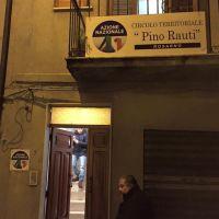 """Azione Nazionale inaugura il circolo """"Pino Rauti"""" a Rosarno (Reggio Calabria)"""
